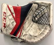 CCM Premier Pro II Pro Goalie Glove MONTEBEAULT Pro Stock