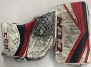 CCM Premier Pro II Pro Goalie Glove And Blocker MONTEBEAULT Pro Stock