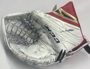 CCM Extreme Flex 4 Goalie Glove Pro stock AHL HUTCHINSON