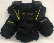 CCM PREMIER PRO STOCK XL GOALIE CHEST PROTECTOR (3)