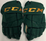"CCM HGQL Pro Stock Custom Hockey Gloves 13"" Vermont"