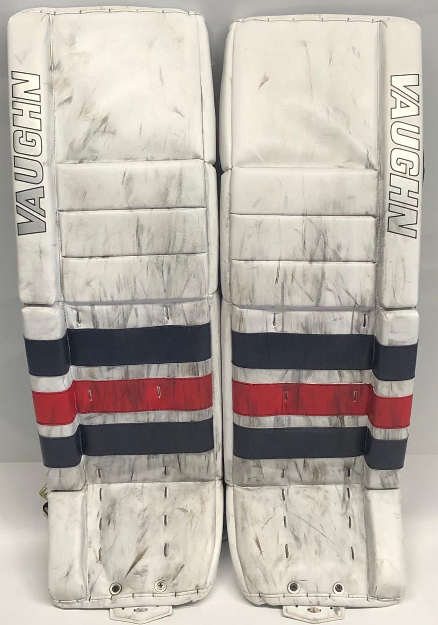 Vaughn Velocity PVE Custom Goalie Leg Pads 36+3