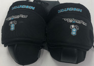 VAUGHN VE8 PRO STOCK GOALIE KNEE PADS USED