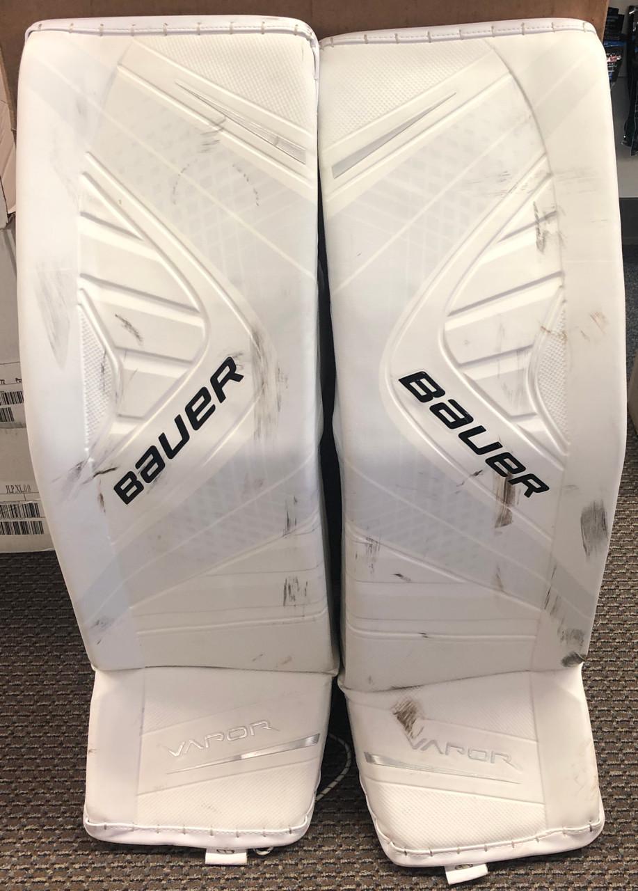 BAUER Vapor 1X Pro Goalie Leg Pads XX-Large Pro Stock