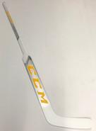 "CCM Premier Pro Custom LH Pro Stock Goalie Stick 26"" Vermont #1 2"