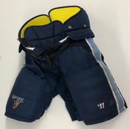 Warrior Franchise Custom Pro Hockey Pants Medium MAINE Used