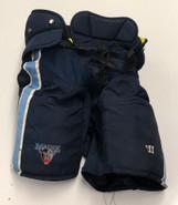 Warrior Franchise Custom Pro Hockey Pants Large MAINE Used