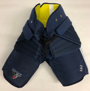 Warrior Custom Pro Hockey Goalie Pants Large MAINE New