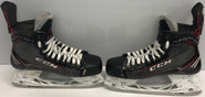 CCM Jetspeed FT1 Pro Stock Hockey Skates 8 D AHL Used