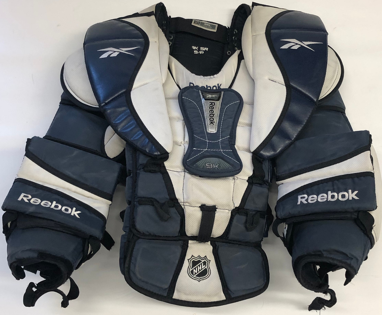 Reebok 9k Sr Small Goalie Chest Protector Dk S Hockey Shop