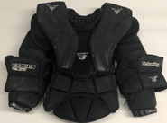 VAUGHN V5 7800 XL PRO STOCK GOALIE CHEST PROTECTOR HALVERSON