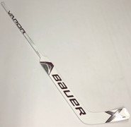 "Bauer Vapor 1X Custom LH Pro Stock Goalie Stick 25"" P31"