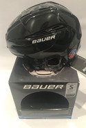 BAUER IMS 11.0 HOCKEY HELMET BLACK SMALL NEW RETAIL