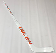 "Bauer Reactor 9000 LH Pro Stock Goalie Stick 27"" Custom NCAA Princeton"