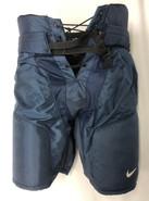 Nike Custom Pro Stock Hockey Pants Large Navy Blue Team USA