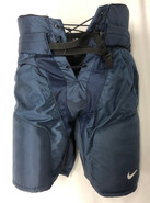 Nike Custom Pro Stock Hockey Pants XL X Large Navy Blue Team USA