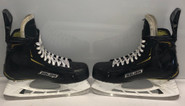 BAUER 2S PRO STOCK ICE HOCKEY SKATES 10 D MCAVOY BOSTON BRUINS