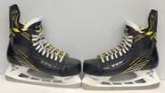 CCM Super Tacks Custom Pro Stock Ice Hockey Skates 8 D Boston Bruins KRUG