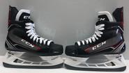 CCM Jetspeed FT1 Pro Stock Hockey Skates 8 D NHL BRUINS KREJCI