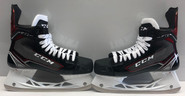 CCM Jetspeed FT1 Pro Stock Hockey Skates 9.5 D NHL BRUINS MILLER