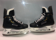 BAUER 2S PRO STOCK ICE HOCKEY SKATES 10 3/8 D NHL