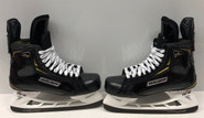 BAUER 2S PRO STOCK ICE HOCKEY SKATES 8.75 SOSHNIKOV NEW