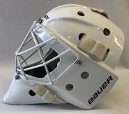 Bauer 961 XPM Pro Stock Goalie Helmet Mask M/L NHL Berra