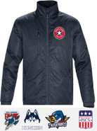 MassConn United Stormtech GSX-2 Winter Jacket Navy Blue