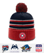 MassConn United Richardson Pom Pom Winter Hat