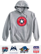 MassConn United Pennant Super 10 Cotton Hoodie
