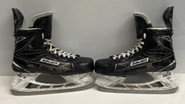 BAUER 1S PRO STOCK ICE HOCKEY SKATES 8 D USED 3