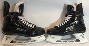 BAUER VAPOR 1X 2017 PRO STOCK ICE HOCKEY SKATES 6 3/4 E NEW NHL