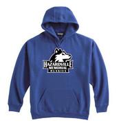 Hazardville Memorial Pennant Super 10 Cotton Hoodie