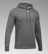 SW High Hockey Under Armour Hustle Hooded Sweatshirt Charcoal Grey