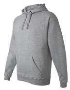 SW High Hockey J America Premium Hoodie 8824 Adult Grey