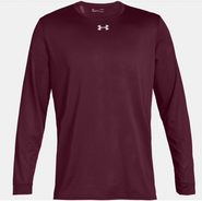 SW High Hockey Under Armour Locker Long Sleeve Polyester T-shirt Maroon