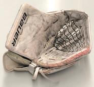 BAUER Supreme 2S Goalie Catcher Pro Stock Custom used