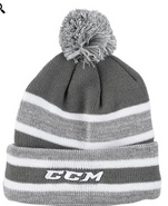 SW High Hockey CCM Team Pom Pom Knit Winter Beanie
