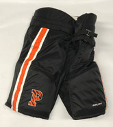 Bauer Supreme Custom Pro Stock Hockey Pants Black MEDIUM Princeton NCAA New