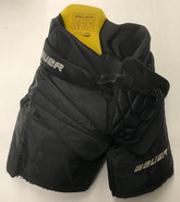 Bauer Supreme One.9 Retail Hockey Goalie Pants Medium Used