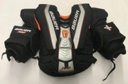 BAUER PRO SMALL PRO STOCK GOALIE CHEST PROTECTOR