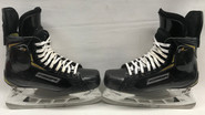 BAUER 2S PRO STOCK ICE HOCKEY SKATES 8 E NHL