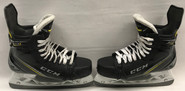 CCM AS1 Custom Pro Stock Ice Hockey Skates 8 1/4 D Boston Bruins BERGERON