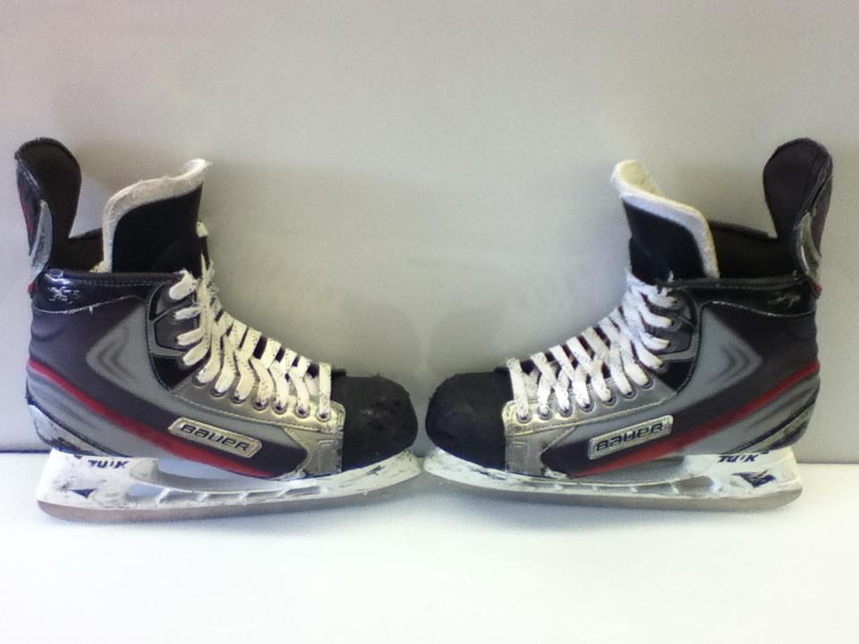 Used Hockey Skates >> Bauer Vapor X 7 0 Custom Pro Stock Ice Hockey Skates 10 75 C Used Bodie Nhl