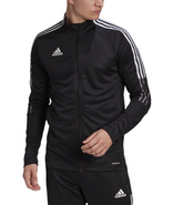 Somers Youth Soccer Adidas Tiro 21 Track Jacket Black