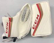 CCM Premier Goalie Catcher and Blocker Pro Stock NHL LUONGO