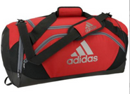 Somers Youth Soccer Team Issue II Duffel Bag Red
