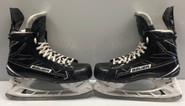 BAUER SUPREME 1S CUSTOM PRO STOCK ICE HOCKEY SKATES 6 D USED