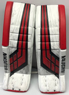 VAUGHN VELOCITY VE8 GOALIE LEG PADS 36+2 PRO STOCK CUSTOM