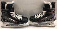 CCM Jetspeed FT1 Pro Stock Hockey Skates 8 3/4 E NHL BRUINS NORDSTROM